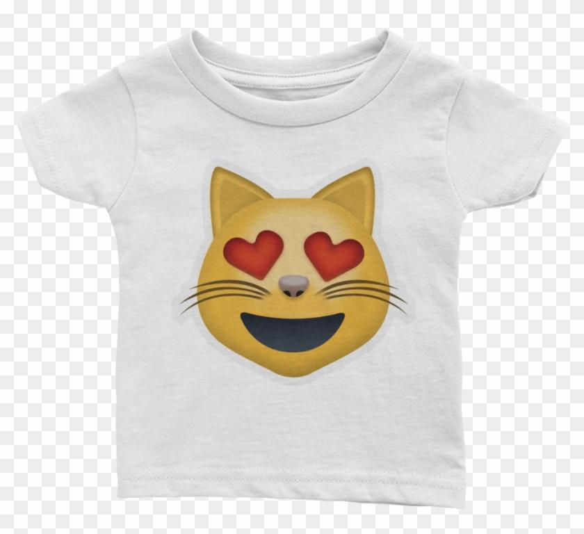 Emoji Baby T-shirt - T-shirt Clipart #972672