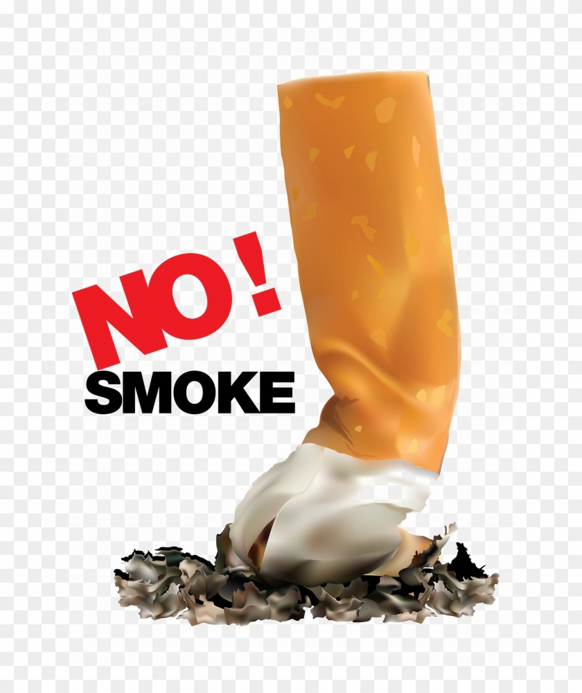 No Smoking Png Image Background - No Smoking Background Png Clipart #980428