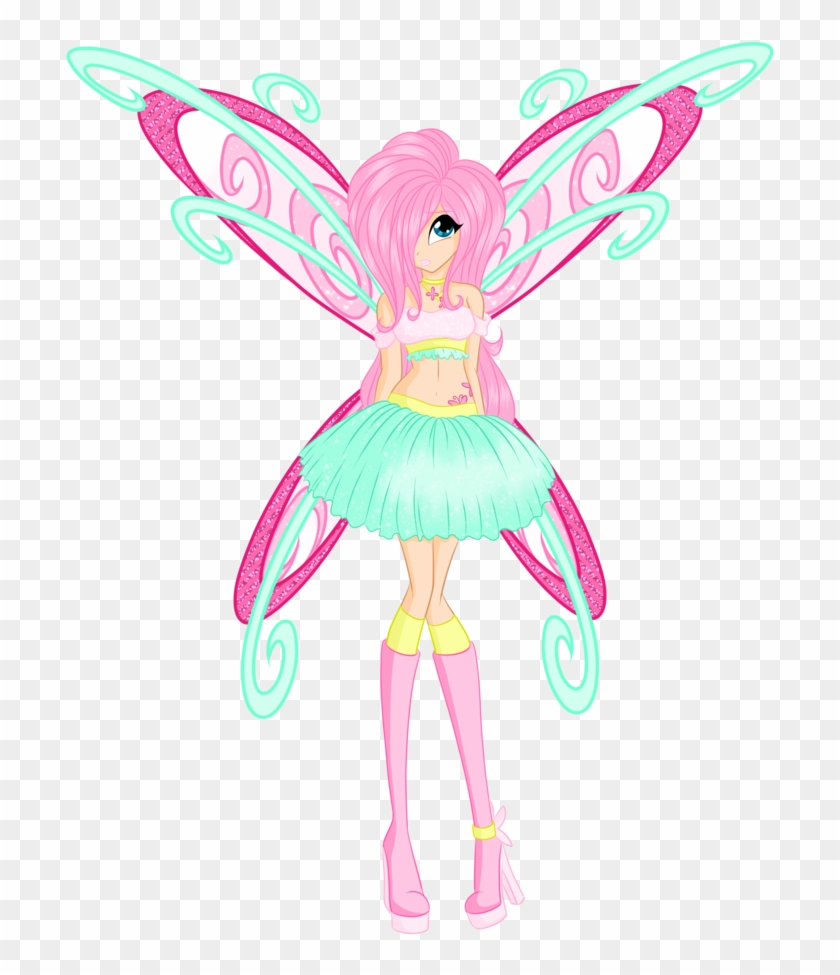 Iikiui, Belly Button, Clothes, Fairy, Fairy Wings, Clipart #980459