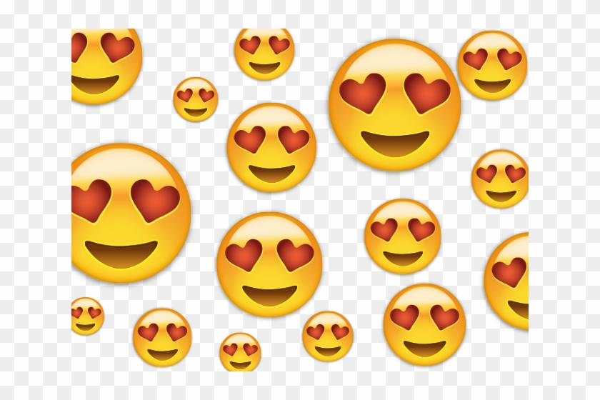 Show Your With These - Transparent Love Emoji Clipart #981300