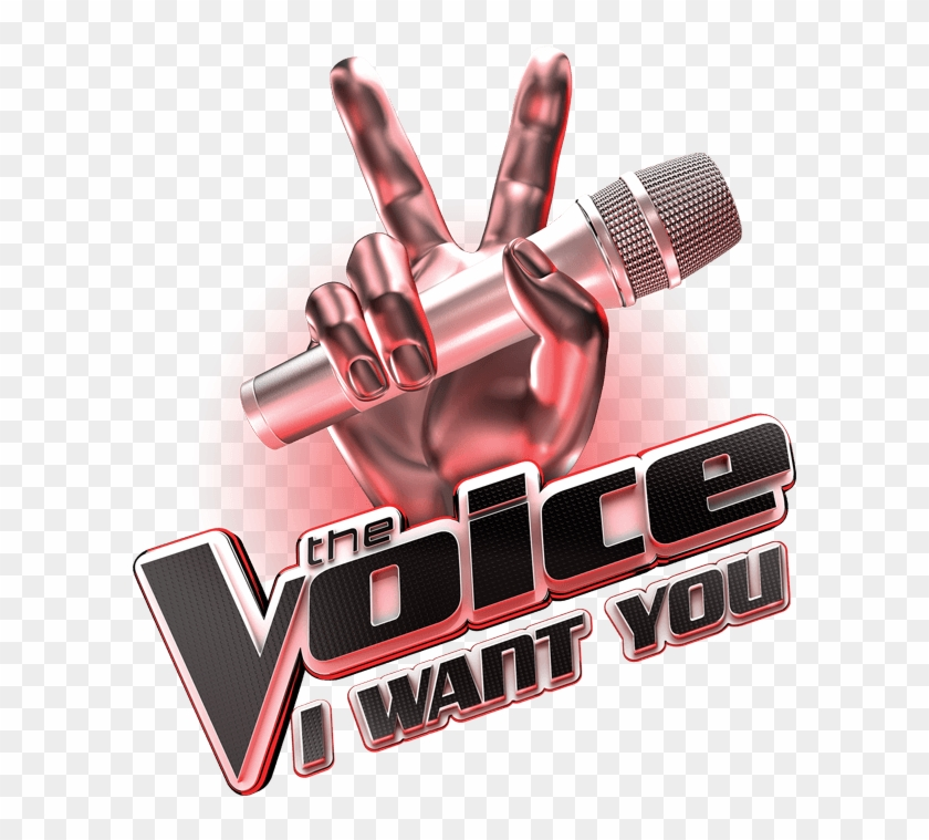 Game Logo - Voice I Want You Clipart #983331