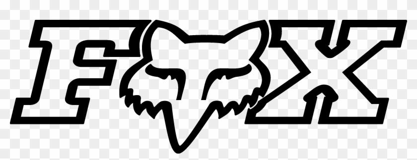 Fox Racing Logo - Fox Racing Logo Png Clipart #983599