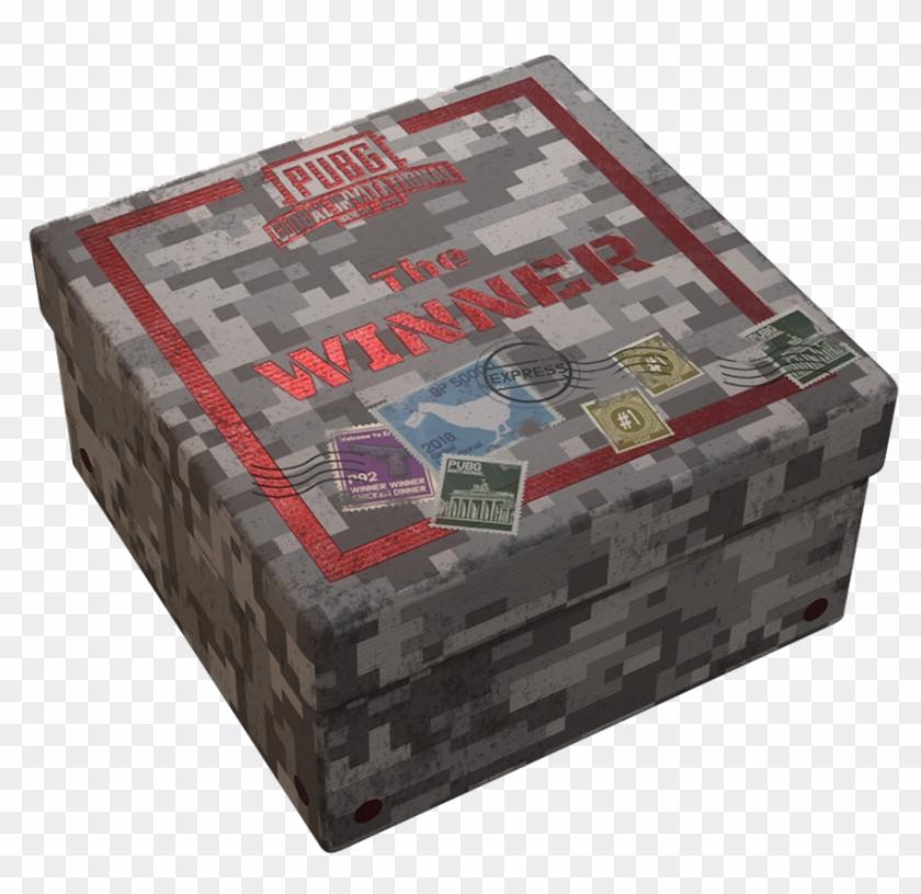 Icon Box Militia Cratebox - Pgi Camo Set Pubg Clipart #988595