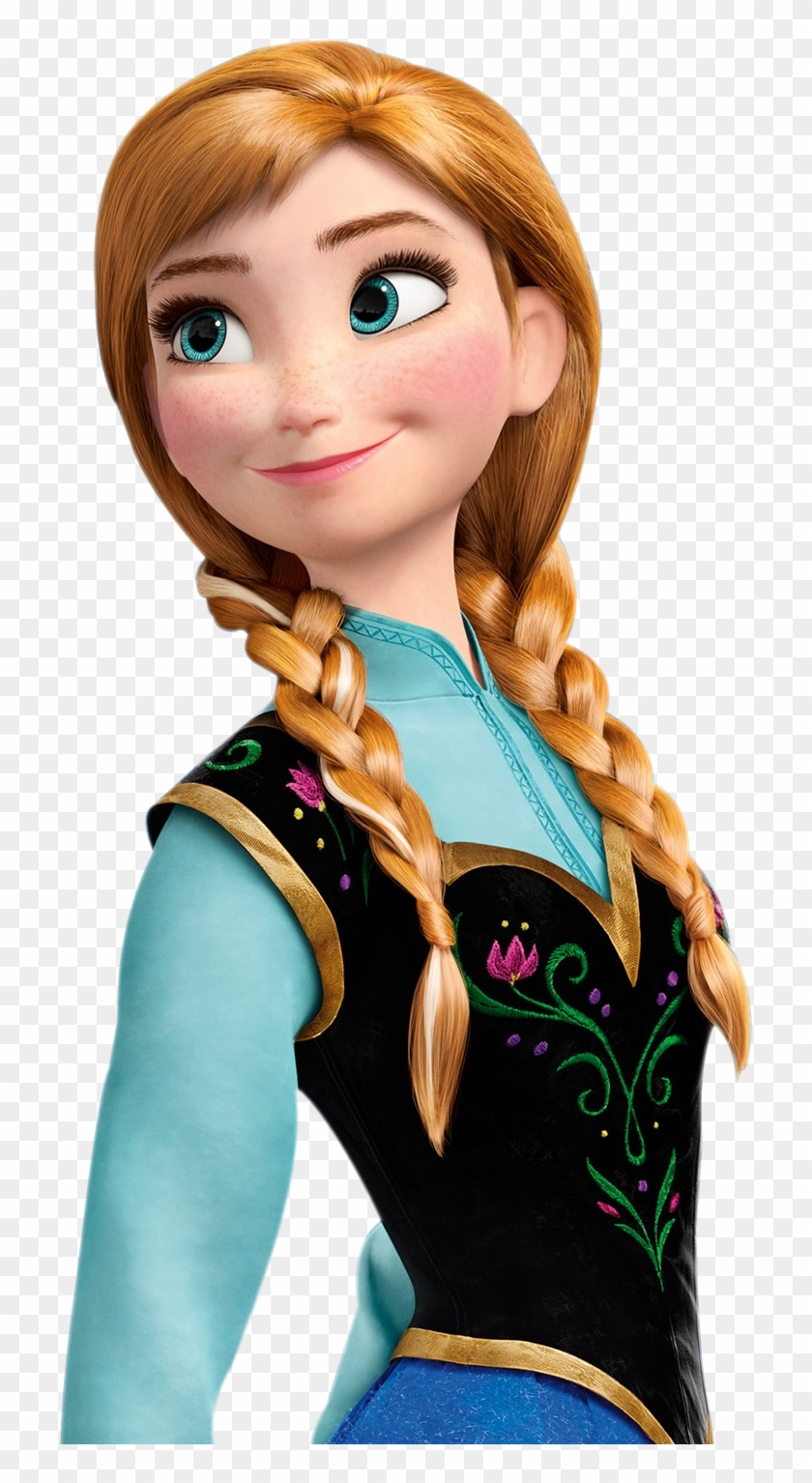 If You Like You Can Get Other Images Of Frozen Movie - Animated Movie Girl Characters Clipart #989376