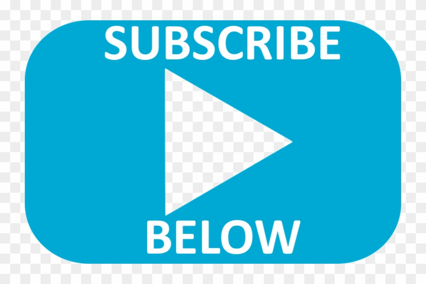 Youtube Subscribe - Subscribe Button Clipart #990079