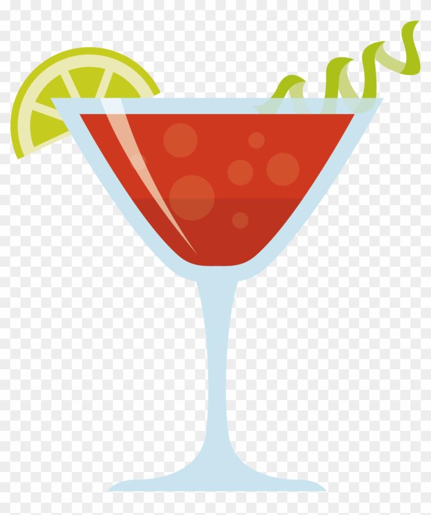 Juice Cocktail Garnish Margarita Suco De Melancia Desenho