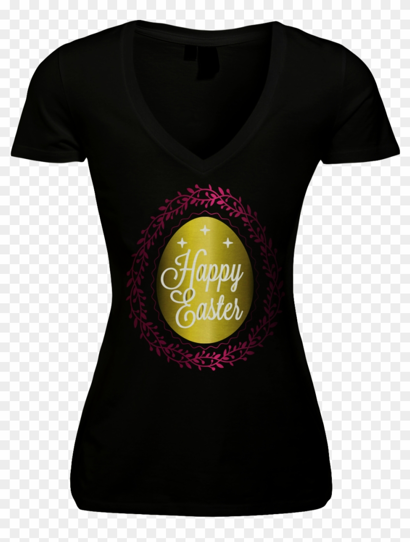 Happy Easter 3 & - Active Shirt Clipart #999453